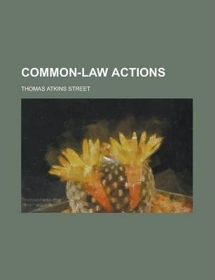 Common-Law Actions