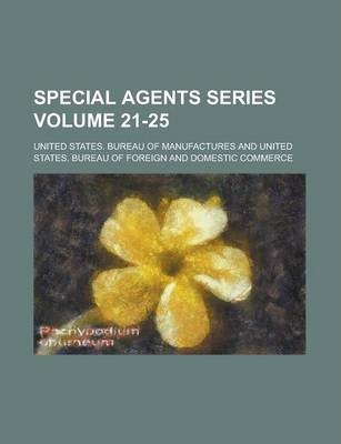 Special Agents Series Volume 21-25