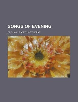 Songs of Evening