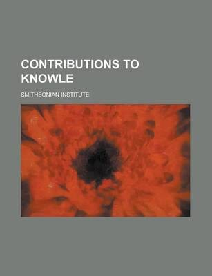 Contributions to Knowle