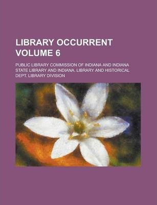 Library Occurrent Volume 6