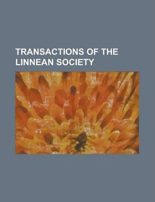 Transactions of the Linnean Society