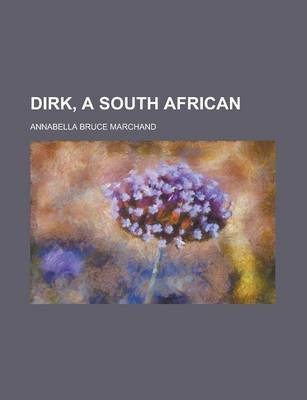 Dirk, a South African