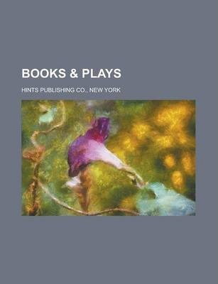 Books & Plays