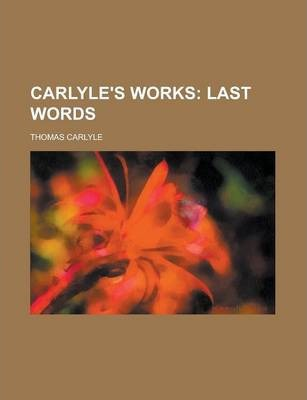 Carlyle's Works