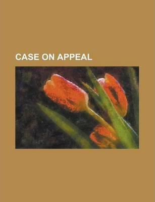Case on Appeal