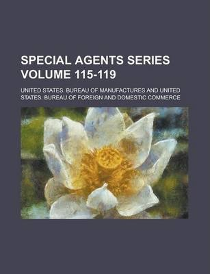 Special Agents Series Volume 115-119