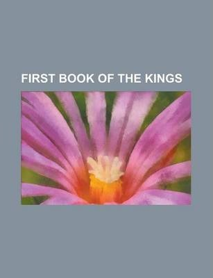 First Book of the Kings