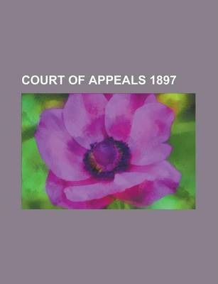 Court of Appeals 1897