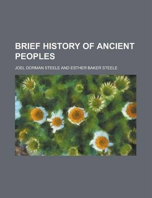 Brief History of Ancient Peoples