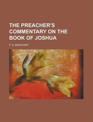 The Preacher's Commentary on the Book of Joshua