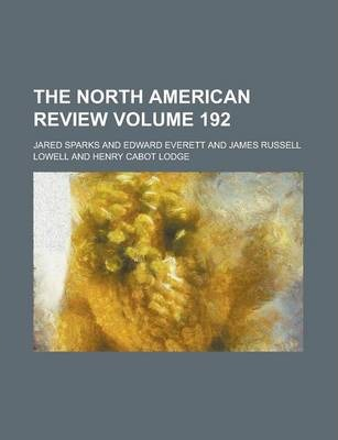 The North American Review Volume 192