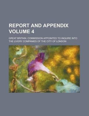 Report and Appendix Volume 4