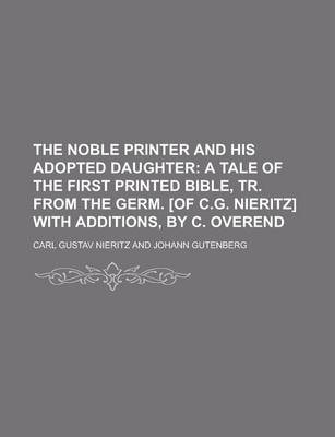 The Noble Printer and His Adopted Daughter