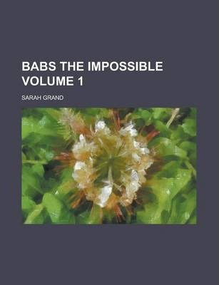 Babs the Impossible Volume 1
