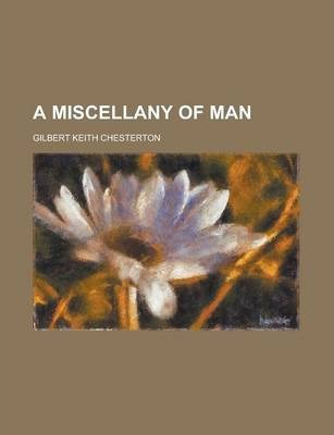 A Miscellany of Man