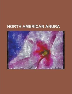 North American Anura