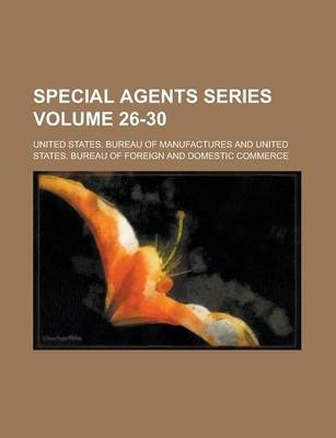 Special Agents Series Volume 26-30