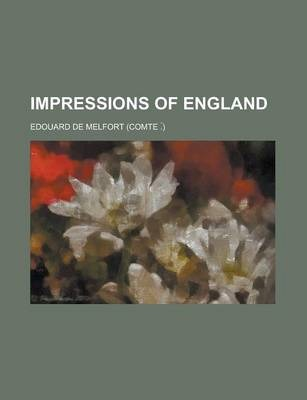 Impressions of England