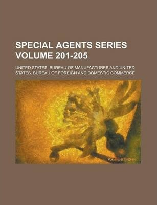Special Agents Series Volume 201-205