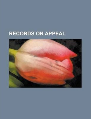 Records on Appeal