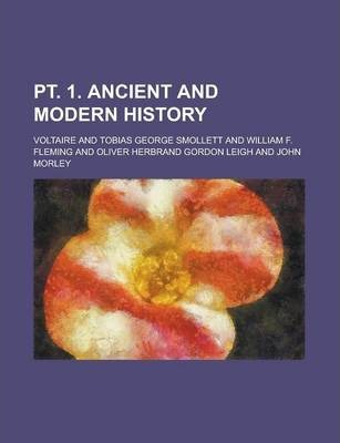 PT. 1. Ancient and Modern History
