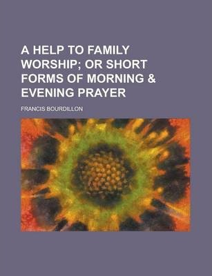 A Help to Family Worship