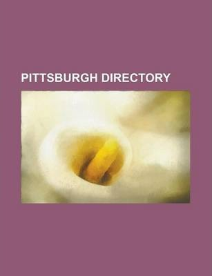 Pittsburgh Directory