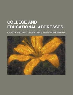 College and Educational Addresses