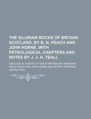 The Silurian Rocks of Britain