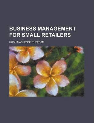 Business Management for Small Retailers