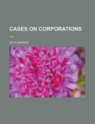 Cases on Corporations