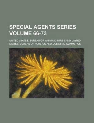 Special Agents Series Volume 66-73