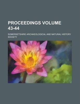 Proceedings Volume 43-44