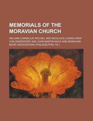 Memorials of the Moravian Church