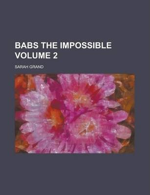 Babs the Impossible Volume 2