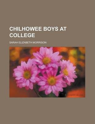 Chilhowee Boys at College