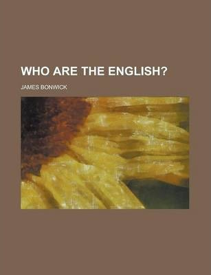 Who Are the English?