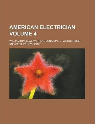 American Electrician Volume 4