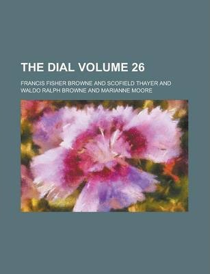 The Dial Volume 26