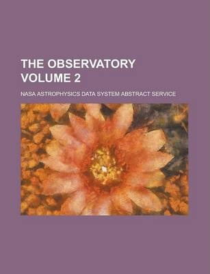 The Observatory Volume 2
