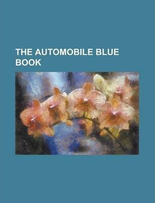 The Automobile Blue Book