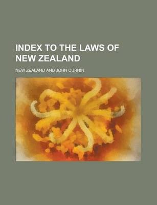 Index to the Laws of New Zealand