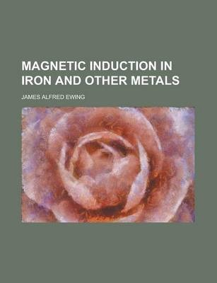 Magnetic Induction in Iron and Other Metals