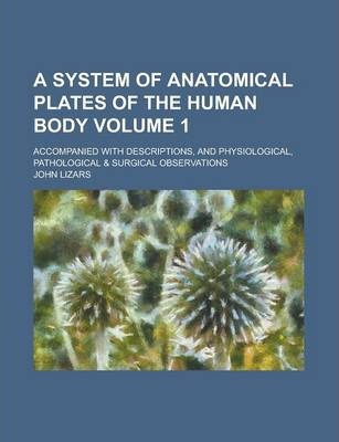A System of Anatomical Plates of the Human Body; Accompanied with Descriptions, and Physiological, Pathological & Surgical Observations Volume 1