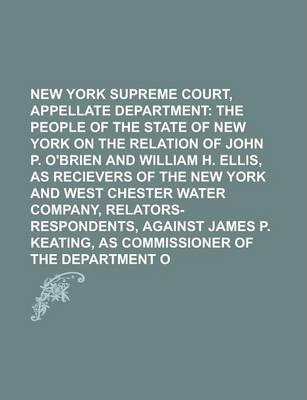 New York Supreme Court, Appellate Division---First Department