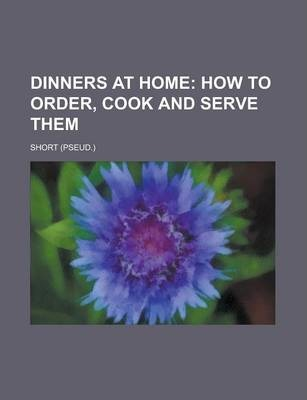 Dinners at Home