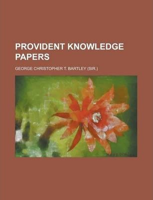 Provident Knowledge Papers