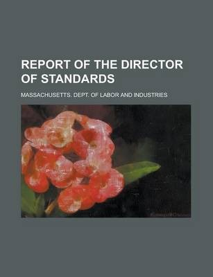 Report of the Director of Standards