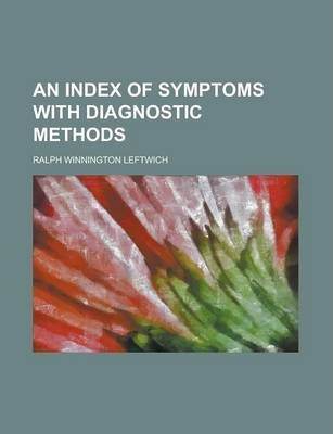 An Index of Symptoms with Diagnostic Methods